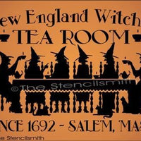 786 - New England Witches Tea Room
