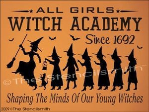 792 - All Girls Witch Academy