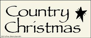 Country Christmas