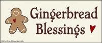 Gingerbread Blessings
