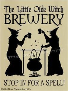 802 - The Little Olde Witch BREWERY