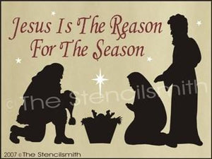 81 - Jesus Reason for Season