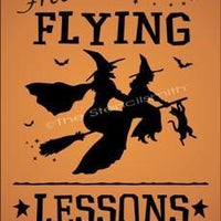 823 - Free Flying Lessons