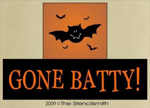 830 - Gone Batty - block set