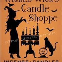 849 - Wicked Wick's Candle Shoppe