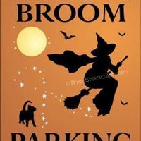 867 - 1 Hour Broom Parking