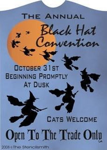 89 - Annual Black Hat Convention