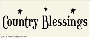 Country Blessings - B