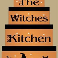 930 - The Witches Kitchen - Shaker Set