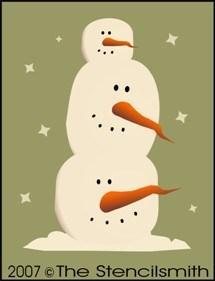 Snowman Stack