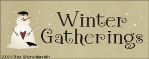 968 - Winter Gatherings