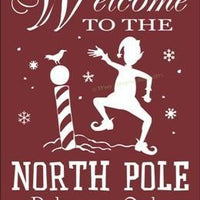 985 - Welcome to the NORTH POLE