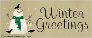 996 - Winter Greetings