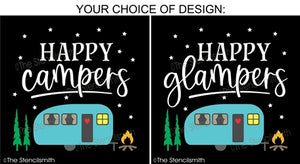 6885 - happy campers / glampers