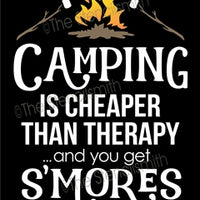5162 - Camping is cheaper than