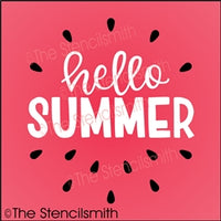 6759 - hello summer (watermelon seeds)