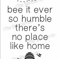 6791 - bee it ever so humble
