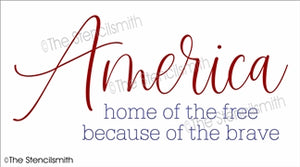 6802 - America home of the free