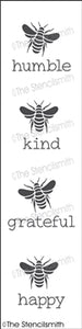 6807 - bee humble kind