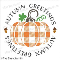 6931 - Autumn Greetings