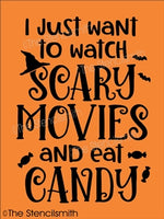 6940 - I just want to watch scary movies