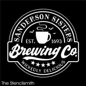 7004 - Sanderson Sisters Brewing Co.