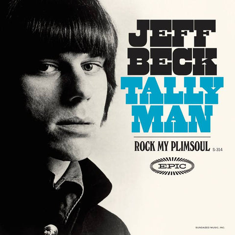 "Jeff Beck - Tally Man/ Rock My Plimsoul 7"" (RSD 2015)"