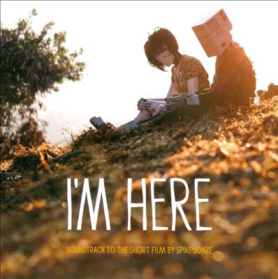 "O.S.T. Various - I'm Here: Soundtrack To The Short Film By Spike Jonze 12"" Picture Disc (RSD 2015)"