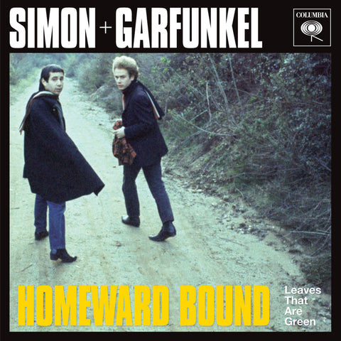 "Simon + Garfunkel - Homeward Bound/Leaves That Are Green 7"" (RSD 2018)"