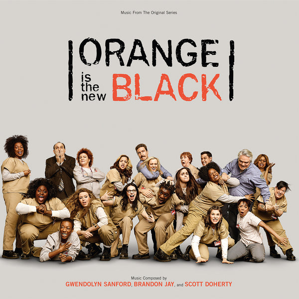 O.S.T. Gwendolyn Sanford - Orange Is The New Black (RSD 2018)