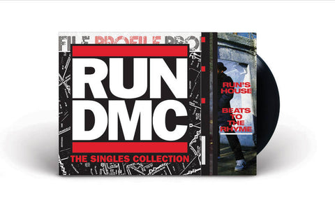 "Run Dmc - Singles Collection 7"" Boxset RSD"