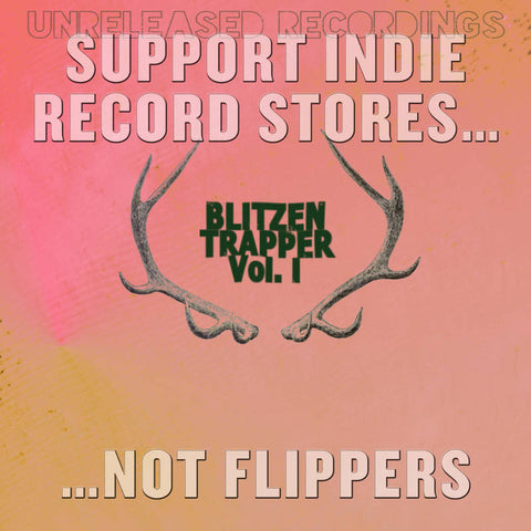 Blitzen Trapper - Unreleased Recordings Vol 1 (RSD 2017)