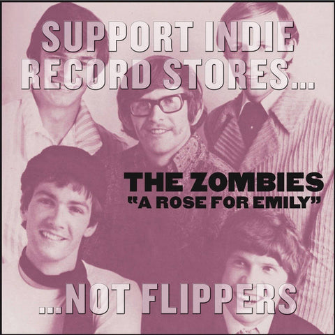 "Zombies, The - Rose For Emily/This Will Be Our Year 7"" (RSD 2017)"