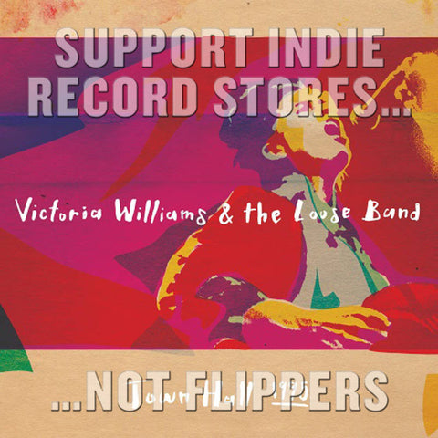 Victoria Williams & The Loose Band - Town Hall 1995 (RSD 2017)