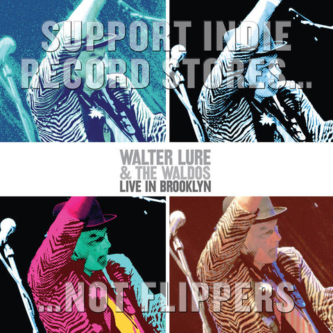 Walter Lure & The Waldos - Live In Brooklyn (RSD 2017)