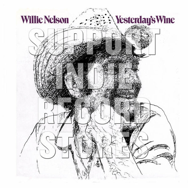 Willie Nelson - Yesterday's Wine (RSDBF2017)