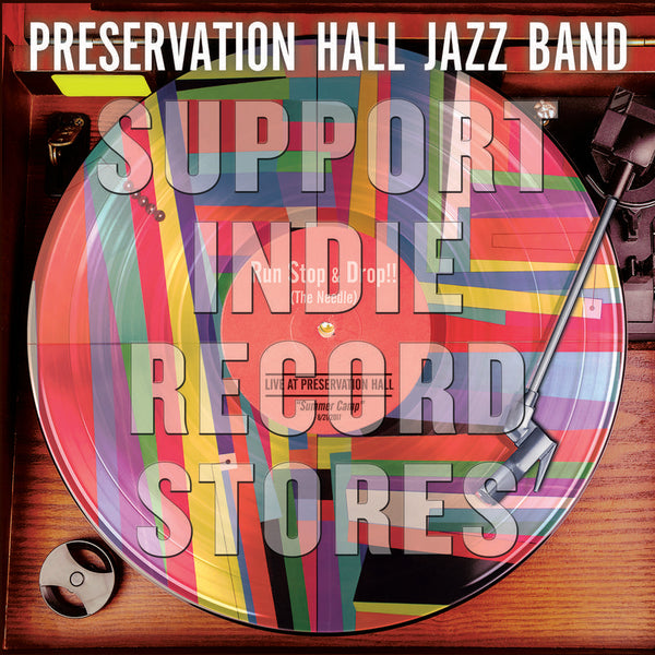 Preservation Hall Jazz Band - Run, Stop & Drop The Needle (RSDBF2017)