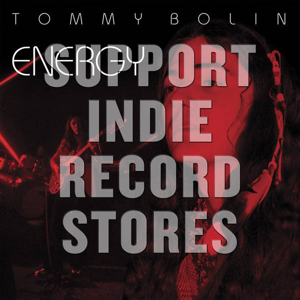 Tommy Bolin - Energy (RSDBF2017)