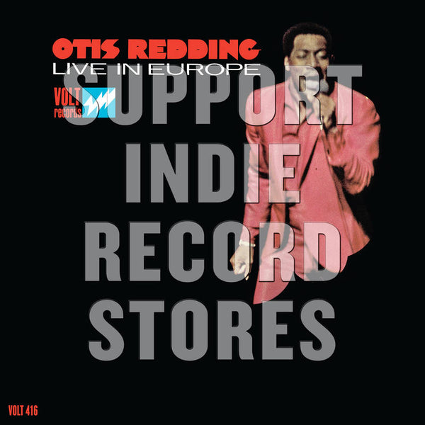 Otis Redding - Live In Europe: 50th Anniv (RSDBF2017)