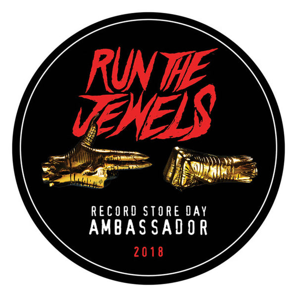 Run The Jewels - Stay Gold Collectors Editions Boxset (RSD2018)