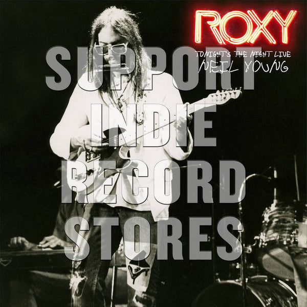 Neil Young - Tonight's The Night Live at the Roxy (RSD2018)