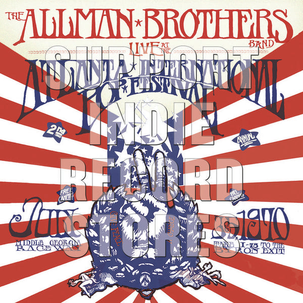 Allman Brothers Band, The - Live at the Atlanta... (RSD2018)
