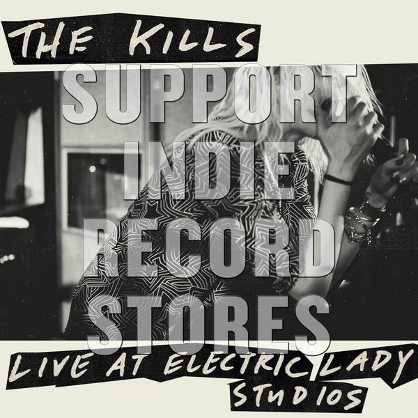 Kills, The - Live At Electric Lady Studios (RSD2018)