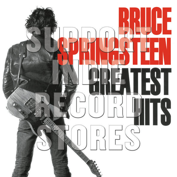 Bruce Springsteen - Greatest Hits (RSD2018)