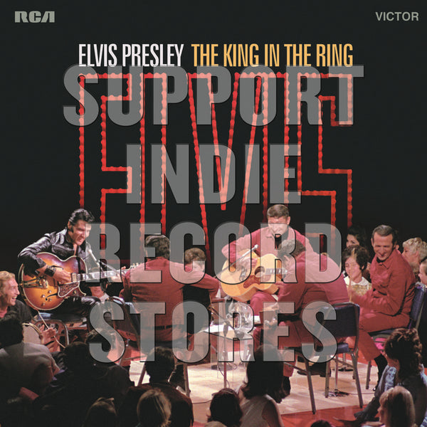 Elvis Presley - King in the Ring (RSD2018)