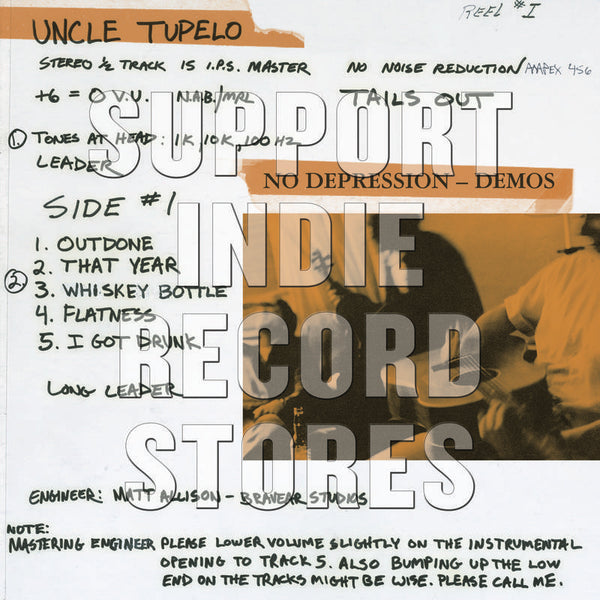 Uncle Tupelo - No Depression: Demos (RSD2018)