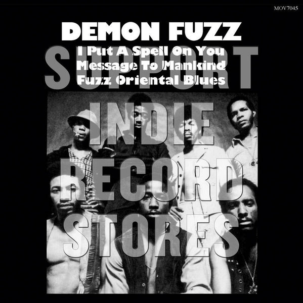 "Demon Fuzz - I Put A Spell On You 7"" (RSD2018)"
