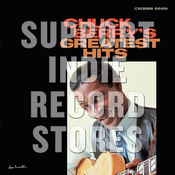 Chuck Berry - Greatest Hits (RSD2018)