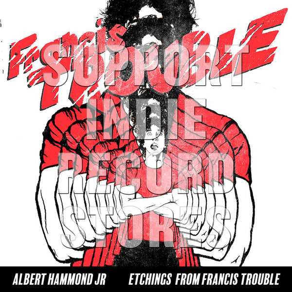 "Albert Hammond Jr - Etchings From Francis Trouble 10"" (RSD2018)"