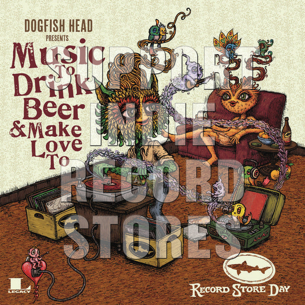Various - Dogfish Head: Music To Drink Beer.. (RSD2018)